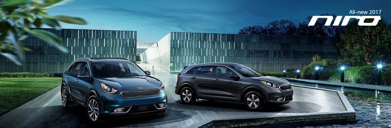All New 2017 Niro Scarboro Kia