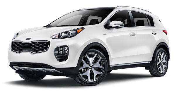 SUV/CUV/MVP Vehicles From Scarboro Kia
